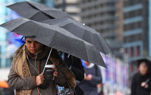 Wetter, colder winter on the way, says weather bureau