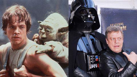 Mark Hamill/Luke Skywalker. Image Credit: Lucasfilm/Walt Disney Co