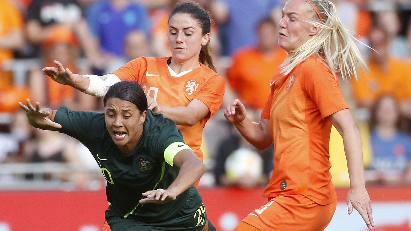 Matildas humbled by Dutch in World Cup warm-up, enter tournament on losing streak