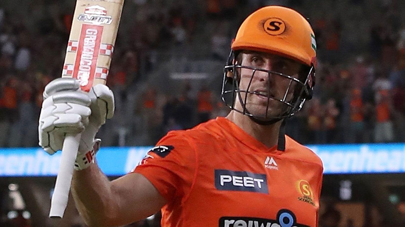 Mitchell Marsh just focusing on Scorchers despite making run for Aussie return