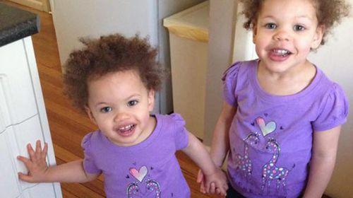 Indianna and Savannah. (AAP)