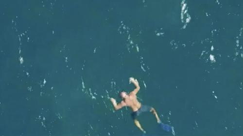 The main risk Django faced was drowning.