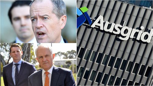 Mr Shorten has suggested blocking the sale of Ausgrid was to please One Nation and the Nick Xenophon parties. (AAP)