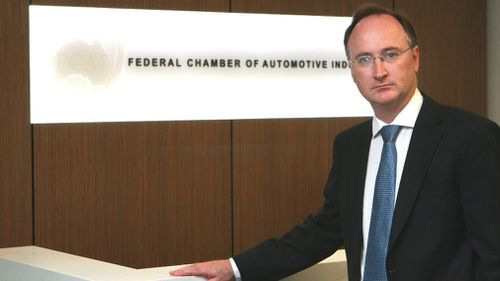FCAI Chief Executive Tony Weber. Picture: Supplied