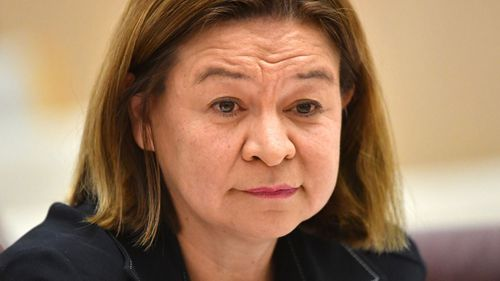 ABC managing director Michelle Guthrie has said the changes are not about costs or 'dumbing down' the ABC (AAP Image/Mick Tsikas).