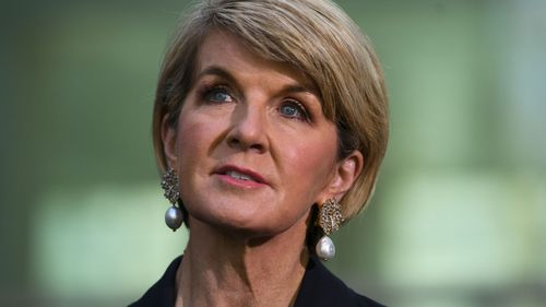 Julie Bishop has made some explosive comments about last year's Liberal leadership spill.