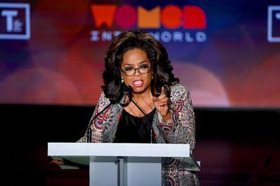 Oprah Winfrey praises Jacinda Ardern