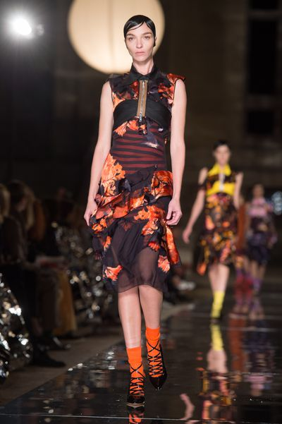 Givenchy, spring/summer '17, Paris Fashion Week