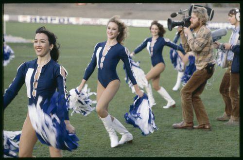 The Carlton Bluebirds.