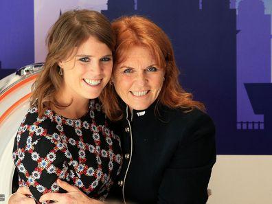 Princess Eugenie reveals Sarah Ferguson's connection to Queen Victoria
