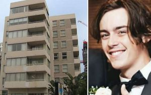 Cian English: Two girls arrested over Surfers Paradise balcony fall