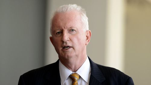 Inaugural Queensland LNP president Bruce McIver to step down