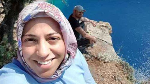 Semra Aysal was seven months pregnant when she died.