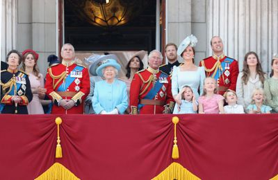 Trooping the Colour, 2018