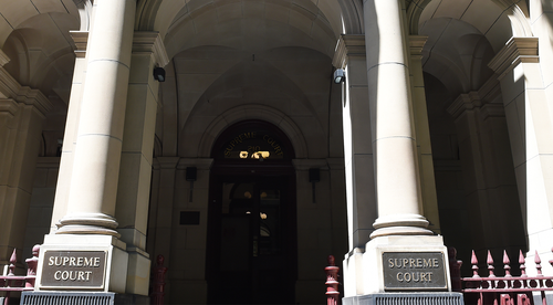 Victorian woman guilty of running over partner with his own car