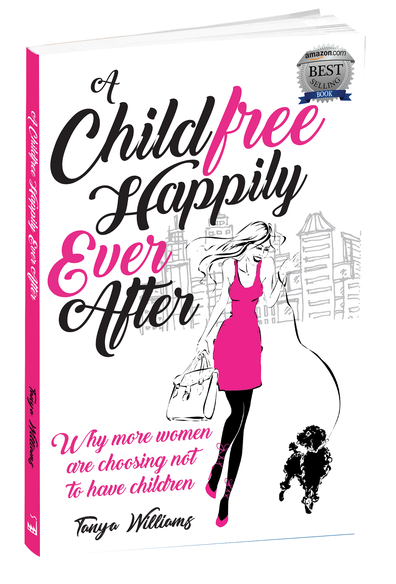 Child free book cover
