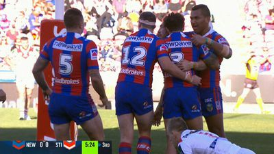 NRL: Sydney Roosters sing Newcastle Knights' Brock Lamb on two-year deal