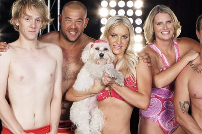 Brynne appeared on Seven's reality diving show <i>Celebrity Splash</i> in April and May 2013, showing off her incredible weight loss after losing 16kg. Looking amazing, Brynne!