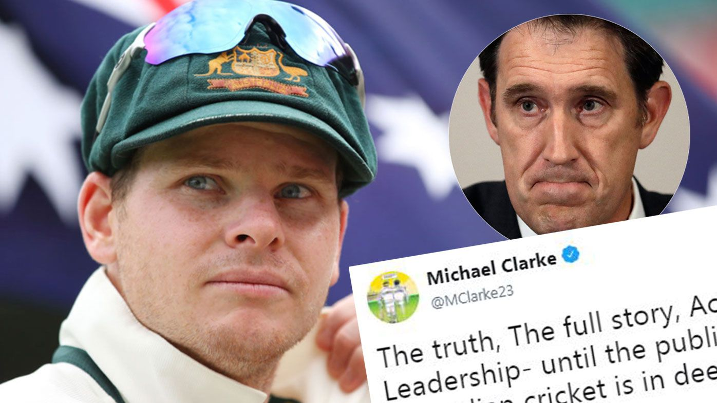 Australia cricket coach quits, captain breaks down in tears