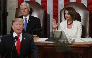Donald Trump's State of the Union Speech fact checked