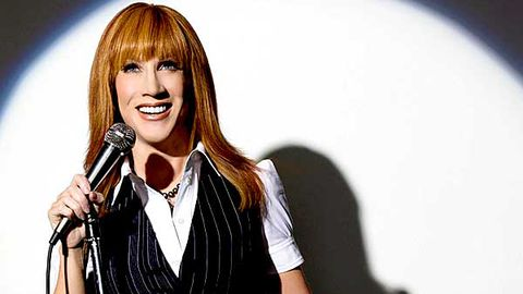 Video: Kathy Griffin catfights with Elisabeth Hasselbeck on The View