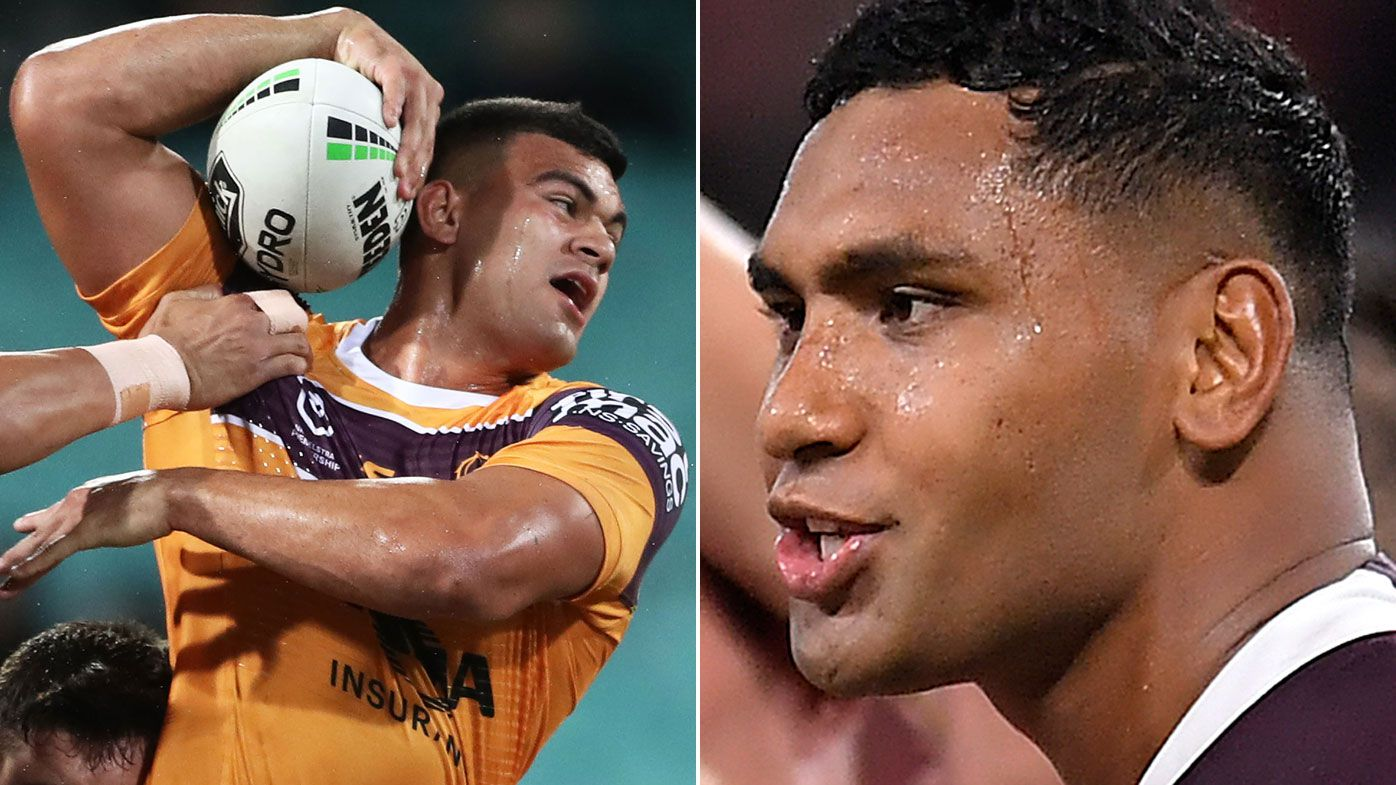 EXCLUSIVE: Broncos never considered axing Pangai Jr to keep Fifita, Lockyer says