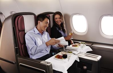 Qantas A380 Business Skybeds