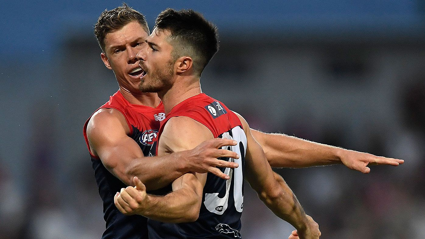 'They gave up and gave up again': Demons blasted by Garry Lyon in stunning loss to Swans