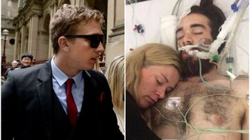 One-punch killer 'will never forgive himself'
