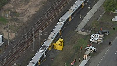 Train derails in latest Queensland transport blunder