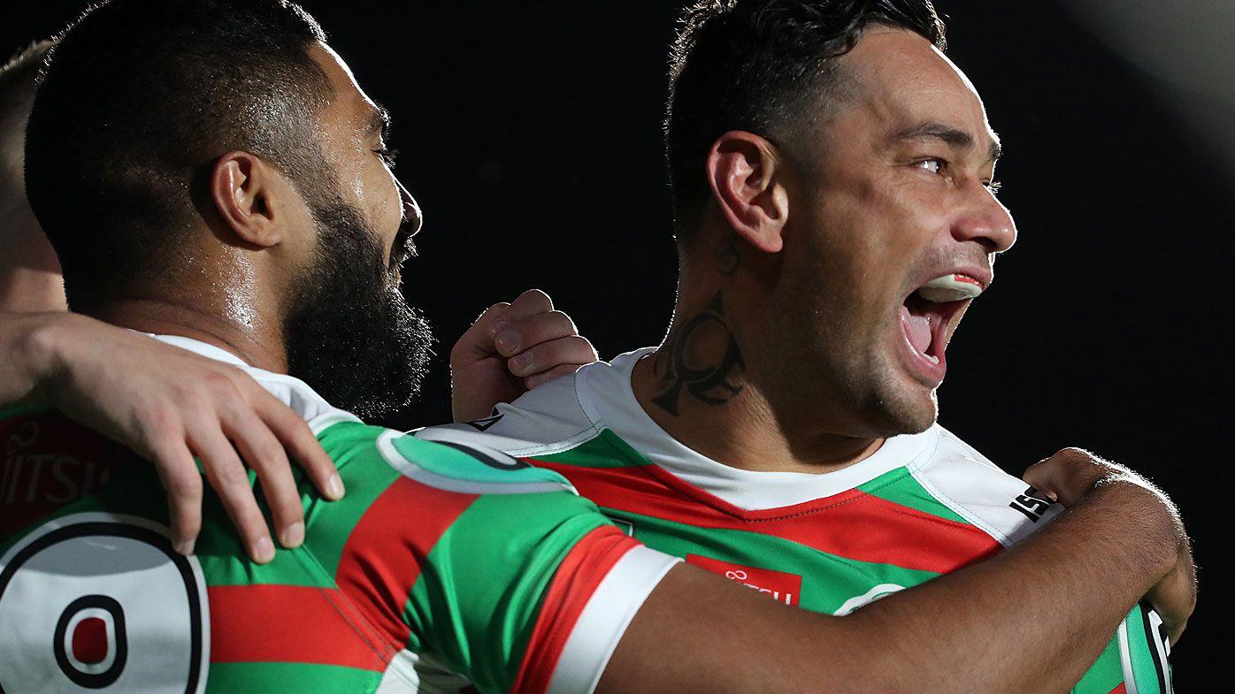 South Sydney Rabbitohs power past hapless NZ Warriors