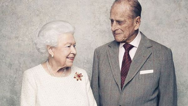 A portrait of Queen Elizabeth II and her husband, Prince Philip, released to mark their 70th wedding anniversary. (Kensington Palace)
