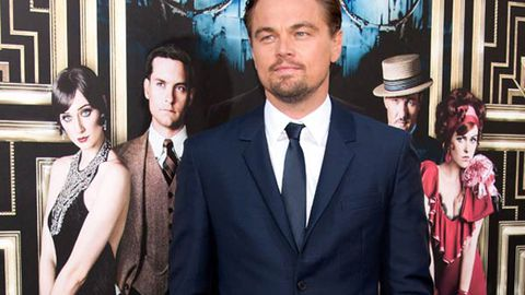 Playboy Leo's seven stunners: Is he turning into the real life Gatsby?