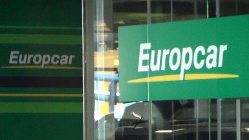 Stephen Lowe and Martin Brooks both rented through Europcar.