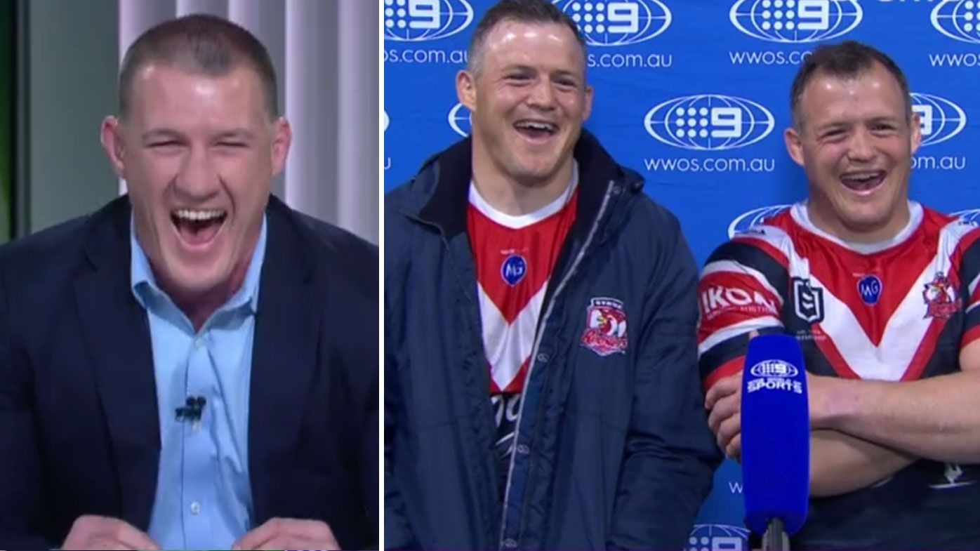 The Morris twins stitch up Paul Gallen over SBW.