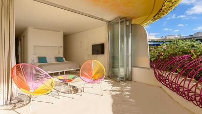 Boas de Ibiza luxury apartment, Spain
