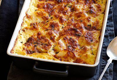 """Recipe: <a href=""""/recipes/ipotato/9062138/golden-brown-cheesy-potato-bake"""" target=""""_top"""">Golden brown cheesy potato bake</a>"""
