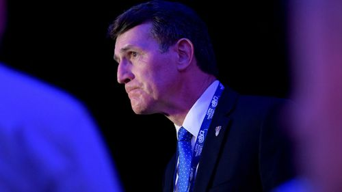 Brisbane Lord Mayor Graham Quirk. Picture: AAP