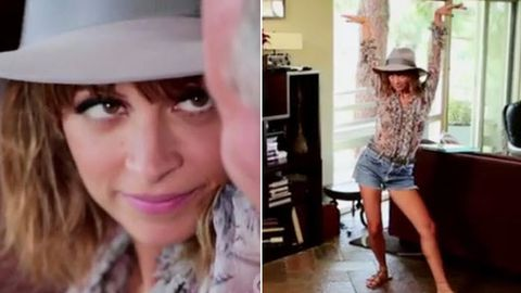 Nicole Richie auditions for <i>Step Up 5</i> in web TV show … and she's terrible