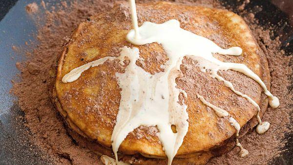 Palascinta pancakes