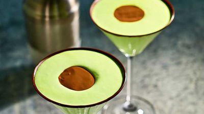 'Avocado' cocktail drives the internet crazy