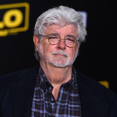 1. George Lucas (US$5.4 billion)
