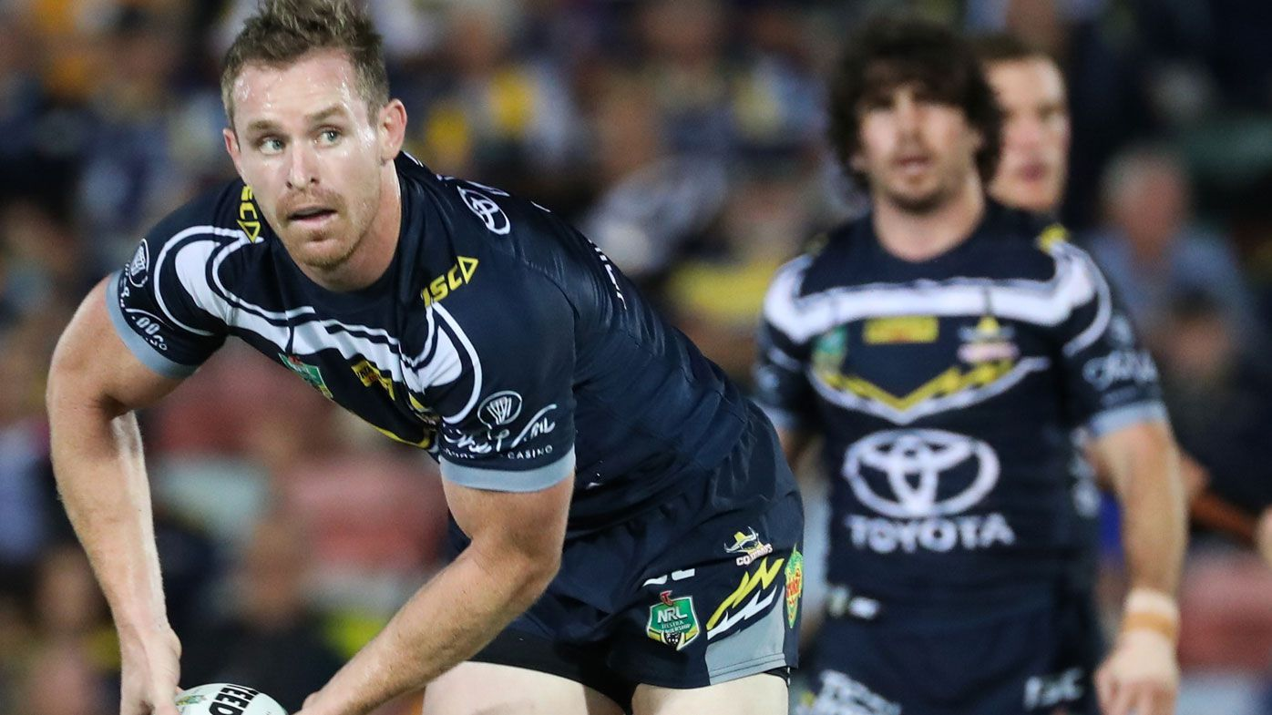 North Queensland Cowboys' Michael Morgan out for NRL season