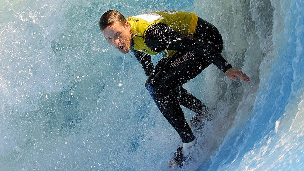 Artificial wave added to World Surf Tour