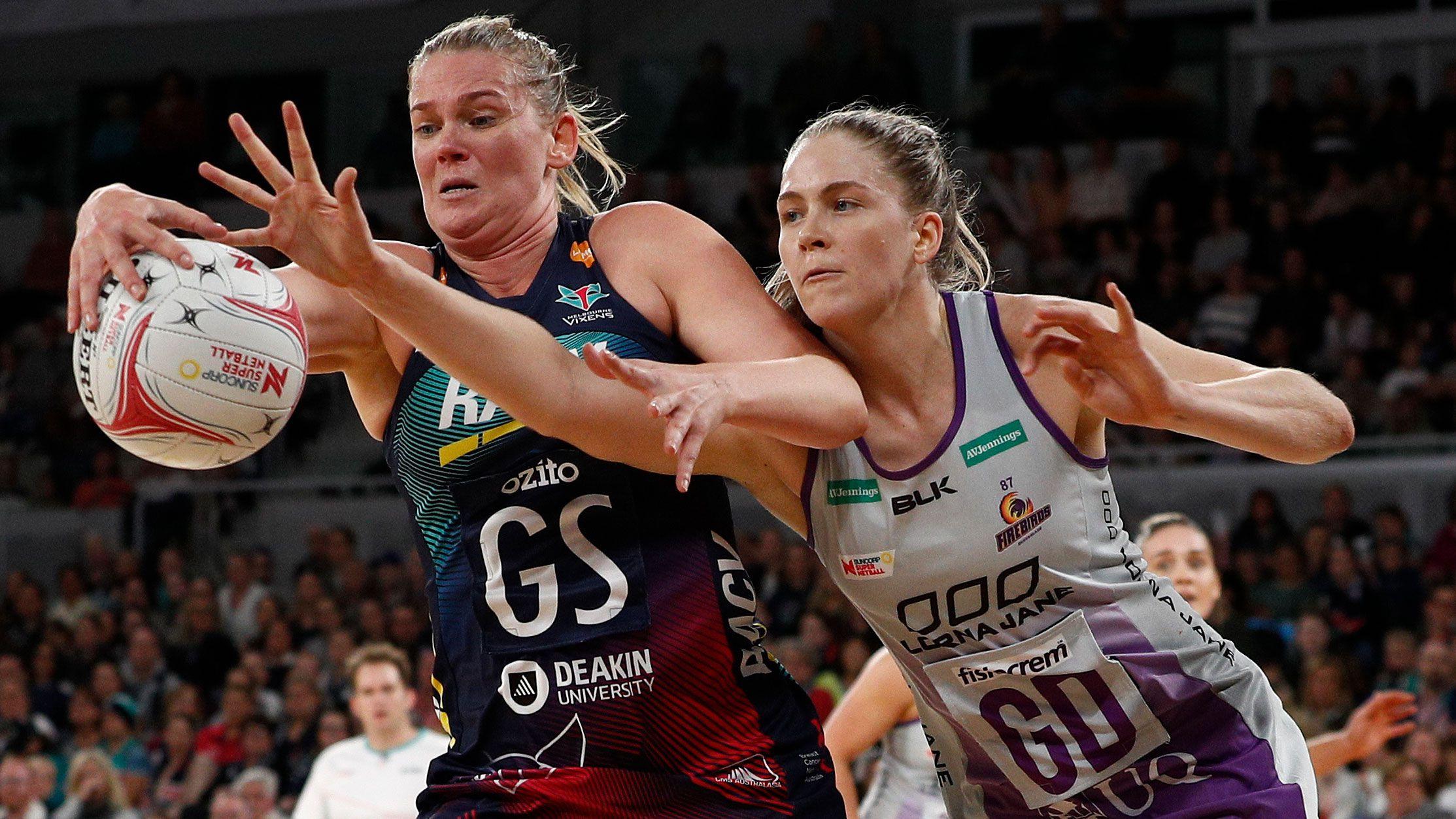 Liz Ellis: World Cup spots wide open as Suncorp Super Netball defenders step up