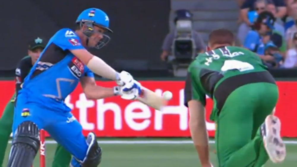 We got it wrong: BBL umpire