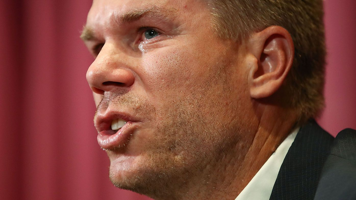 David Warner 'treated despicably' over Sandpapergate, truth will come out, agent says