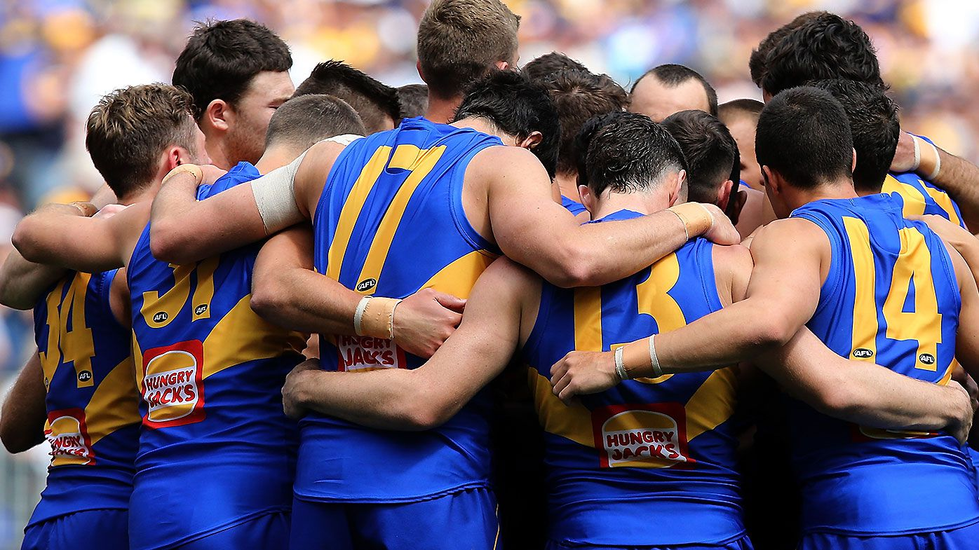 Unfavoured and unfazed West Coast Eagles look to end rollercoaster year on a high