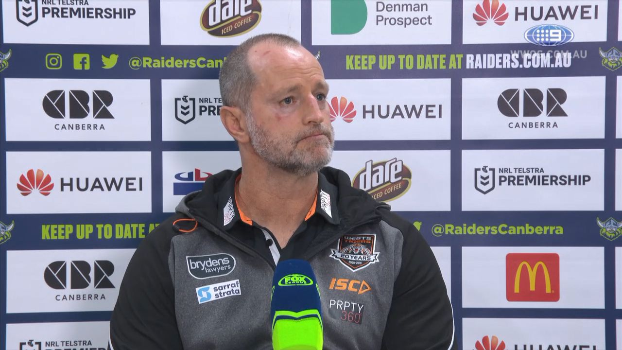 'Annoyed' Tigers coach Maguire blasts his side after third straight loss