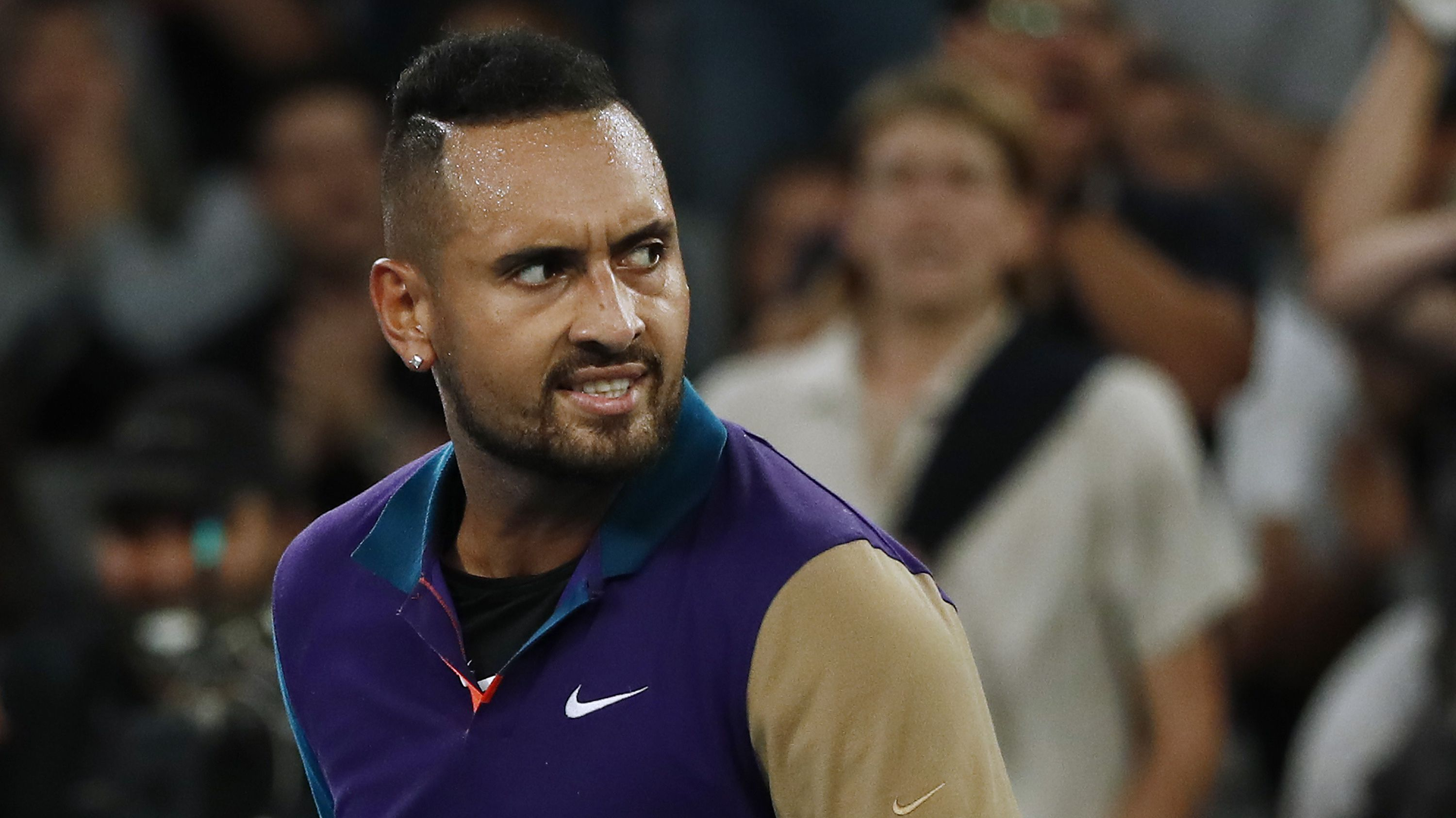 'YOU KNOW NOTHING ABOUT ME': Nick Kyrgios claps back at expert panel's examination of his psyche